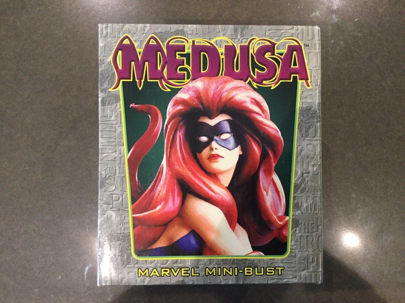 2003 MARVEL Randy Bowen MEDUSA Mini-Busto 1991 5000 inumani RARO