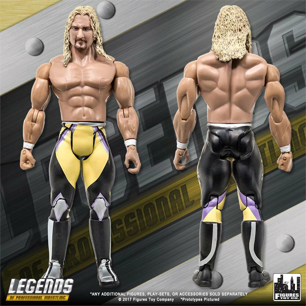 Legends of Professional Wrestling Series Series Series Action Figure - Jerry Lynn 64c66f