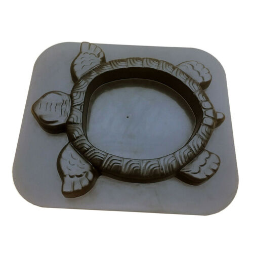Turtle Mold Concrete Cement Mould for DIY Garden Patio Path Stepping Stones