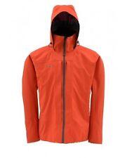 Simms Slick Jacket ~ Fury Orange NEW ~ Closeout Size XL