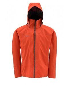 Simms Slick Jacket ~ Fury Orange NEW ~ Closeout Size 2XL