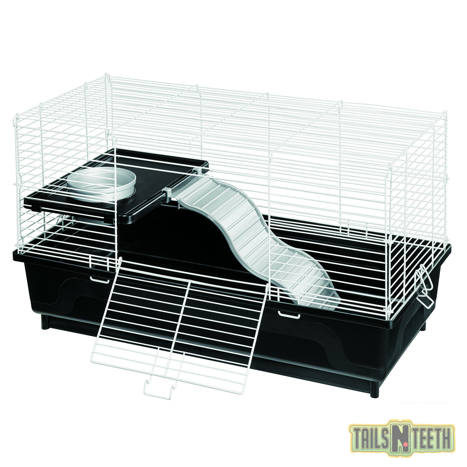 KayTee Rat Home - Unique Design Design Design Ensures Security - Chew-Proof Latches 1f154a