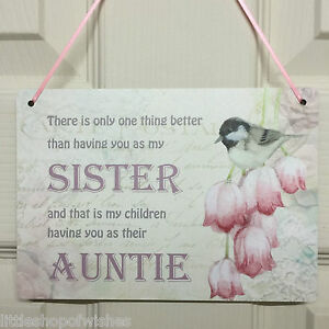 best sister auntie christmas gift my children get you retro vintage