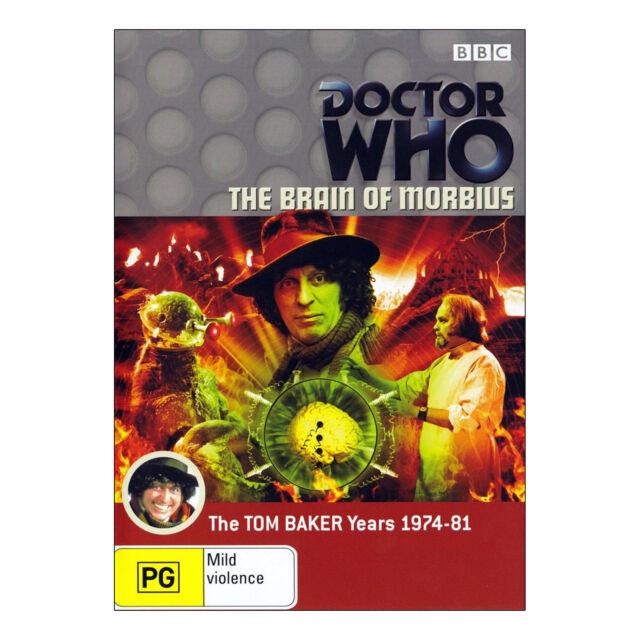 Doctor Who: The Brain of Morbius DVD Brand New Region 4 Aust. - Tom Baker
