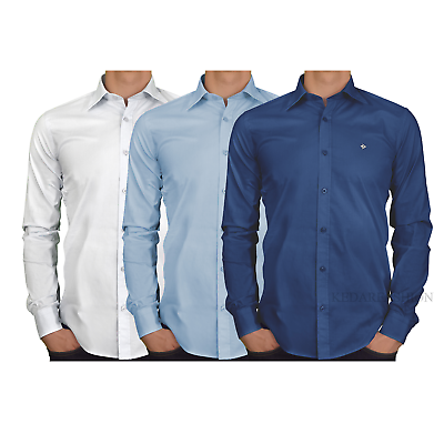 Sweatwater Men Short Sleeve Casual Regular Fit Summer Button Up Shirts