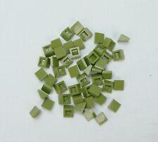 Lego 20x Yellowish Green Slope 1x1x2//3 54200 NEW!!!