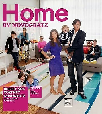 Robert Novogratz - Home By Novogratz (2012) - New - Trade Cloth (Hardcover)