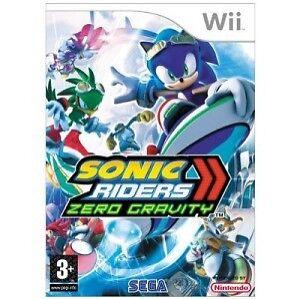 1 of 1 - Sonic Riders: Zero Gravity (Nintendo Wii, 2008) EX CONDITION COMPLETE FAST P&P