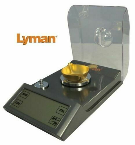 Lyman Pro-Touch Electronic Touch Screen Reloading Scale 1500 Grain NEW # 7750718