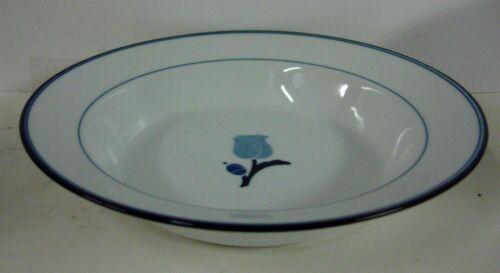 Dansk LA TULIPE BLUE Rim Soup Bowl TIVOLI More Available