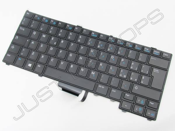 New Dell Latitude E7240 Italian Keyboard Italiano Tastiera Win 8 Key 0M5KFD