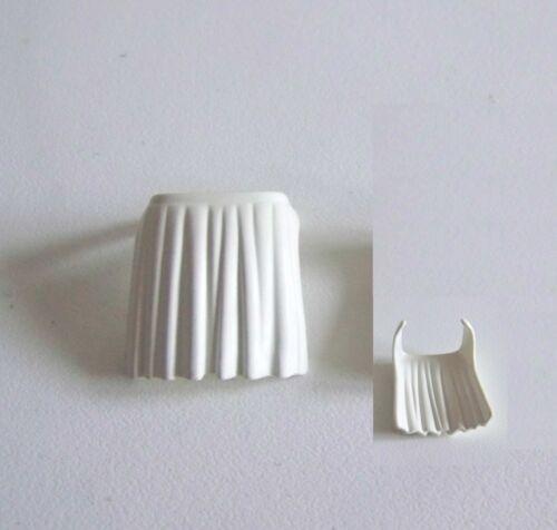 Playmobil 0144 pleated apron white