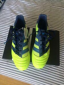 on sale ac406 95683 Image is loading Adidas-Predator-Adipower-TRX-FG-Men-039-s-