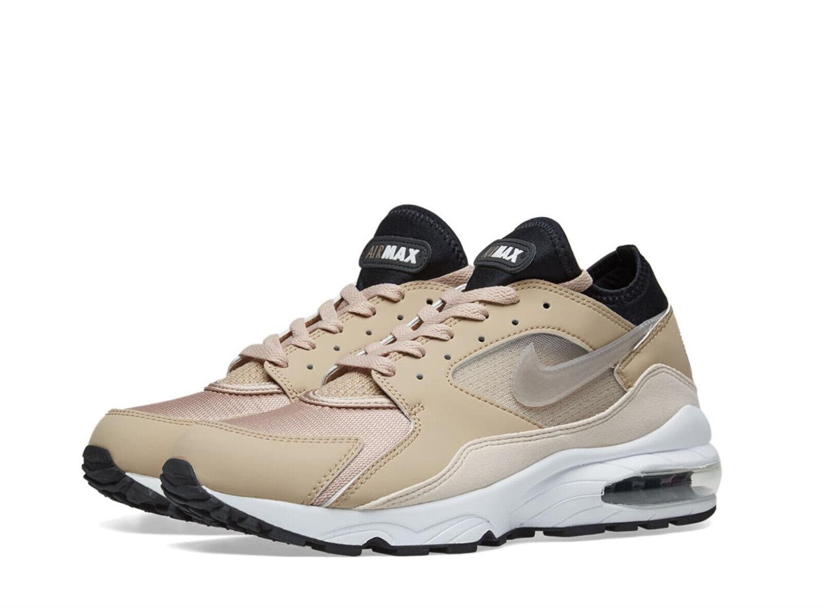 wholesale dealer 72feb e0888 Nike Air Max 93 Sepia Stone Stone Stone Men New Turnschuhe Mens Sand schuhe  306551-202 337094
