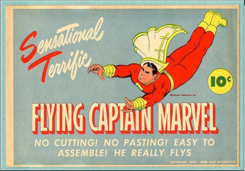 Han flygagager kapten Mars, årgång 1944, han flygagar verkligen