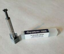 Keyseat Cutter 240 Dia X 0635 W Carbide Altin 6 Flute Usa Harvey Tool Nos
