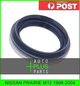 Fits NISSAN PRAIRIE M12 Axle Case Housing Rubber Oil Seal (40X56X8X12.7)