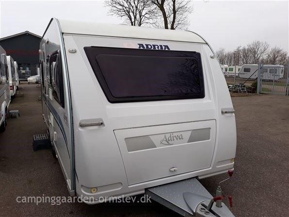 Adria Adiva 462 PD, 2009, kg egenvægt 1075