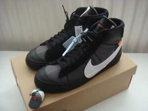 0ab95cdd Nike x Off-White Blazer Mid Grim Reaper US 12/UK 11 The Ten/Spooky ...