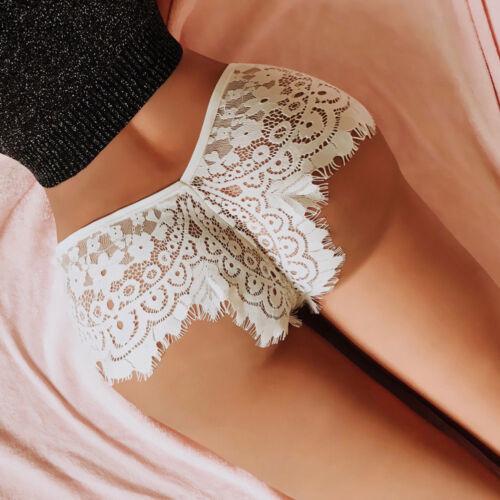 Chaîne de Lingerie String dentelle slips sous-vêtements culotte T femmes tongs