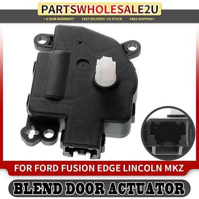 For Ford Edge Lincoln MKX Driver Left HVAC Heater Blend Door Actuator FS