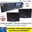 KARAOKE-AMPLIFIER-AND-SPEAKER-SET-PERFECT-FOR-HOME-AV660-SPEAKER-amp-KA-11-AMP thumbnail 1