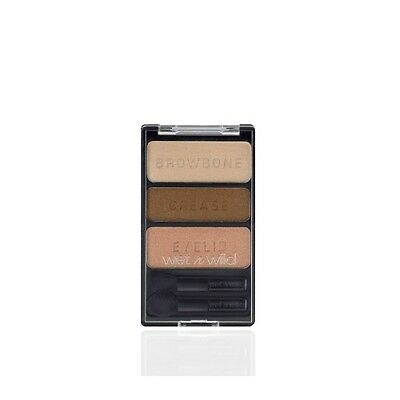 WET N WILD Color Icon Eyeshadow Trio - Walking on Eggshells