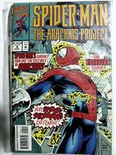 Spider Man The Arachnis Project n°4 1994 ed. Marvel Comics  [G.180]