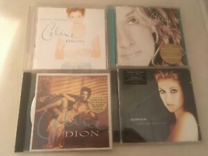 4-CELINE-DION-CDS-FALLING-INTO-YOU-ALL-THE-WAY-THE-COLOUR-OF-MY-LOVE-amp-LETS-TALK
