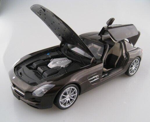 precios al por mayor Mercedes SLS AMG 2010 limitado a a a 1.008 unidades Minichmps 1 18 OVP nuevo  comprar ahora