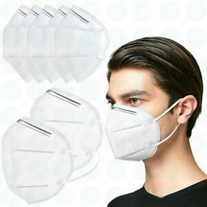 KN95 Folding Respirator Protective Mask - 10 Pack Ships From The US Fast