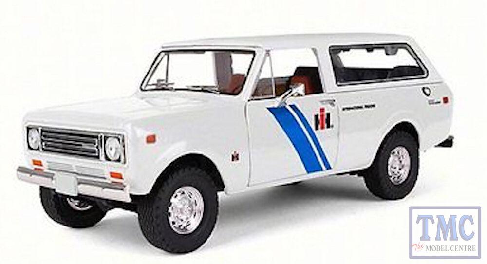 49-0359 1st Gear 1979 International Scout Traveler IH 'bianca & blu