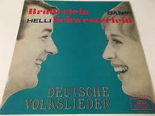 38476 - BRÜDERLEIN SCHWESTERLEIN (DANY & HELLI) - 1966 VOGUE VINYL LP