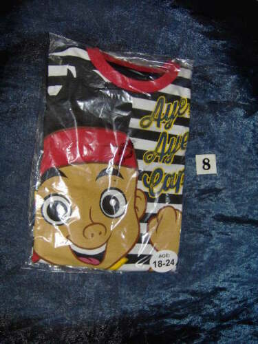 A SELECTION OF FLAT PACKED BOYS DISNEY PYJAMAS AGE 18//24M ASSORTED DESIGNS