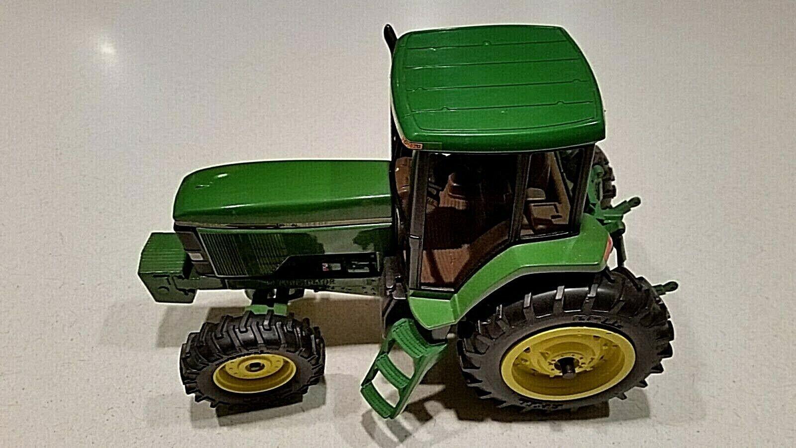 Ertl 1 16 John Deere 7800 Tractor Die Cast Metal,  Demonstrator