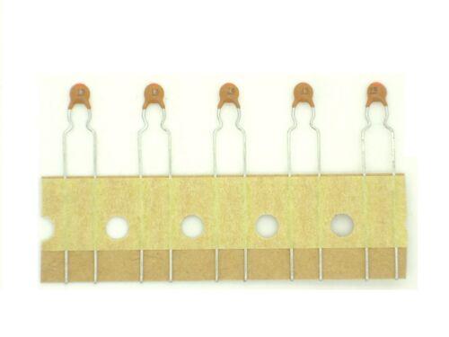 ø3,4x1,8 RM5 Kerko O231 63V-,ca 5x Keramik-Kondensator 18pF