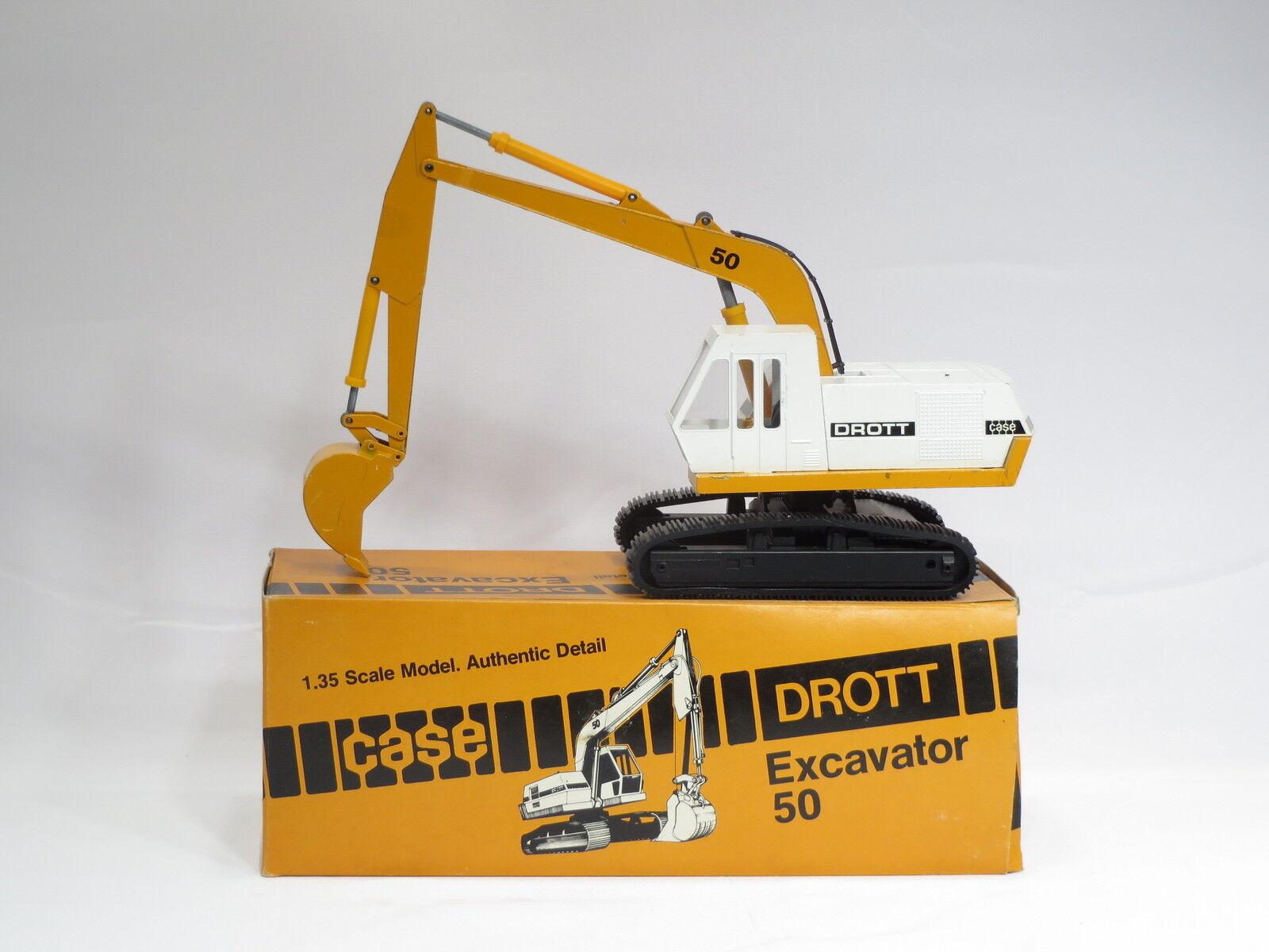 Dredt 50 Excavator - 1 35 - Conrad  2960 - N.MIB