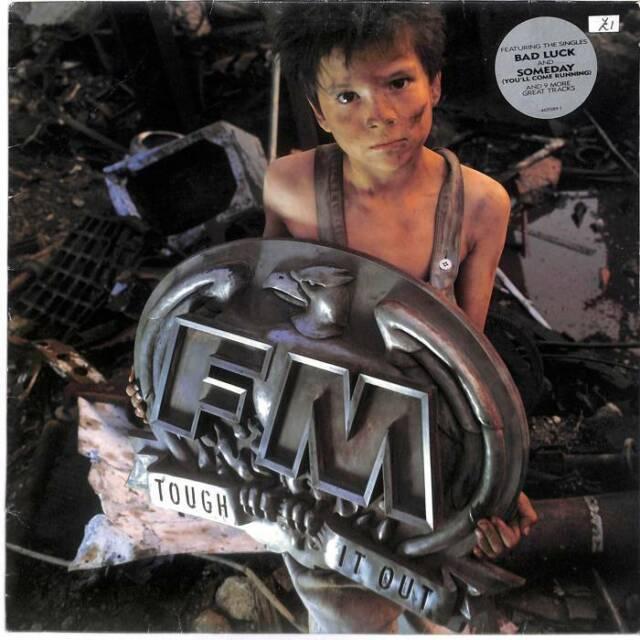 FM - Tough It Out - LP Vinyl Record