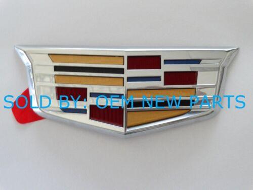 OEM NEW Rear Trunk Decklid Emblem Badge Nameplate 2016 Cadillac ELR 23234472