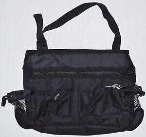 High-Road-Car-Seat-Baby-Organizer-Storage-Pocket-Bag-Black