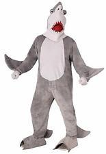 Chomper the Shark Adult Mascot Costume