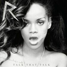 Talk That Talk [Deluxe Clean Version] [Digipak]  by Rihanna (2011 Def Jam CD)