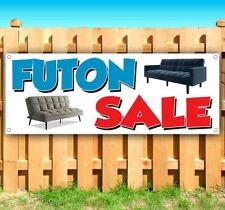 New Listingfuton Sale Advertising Vinyl Banner Flag Sign Many Sizes Furniture Sofa