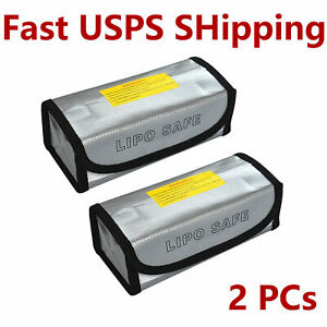 2-PCs-Fireproof-Explosionproof-Lipo-Battery-Safe-Bag-For-Charge-amp-Storage