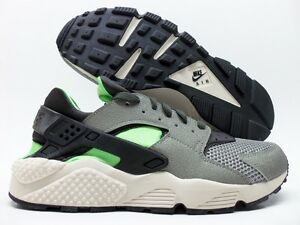 cheap for discount 93630 48248 Image is loading NIKE-AIR-HUARACHE-TRAINER-MINE-GREY-MID-FOG-