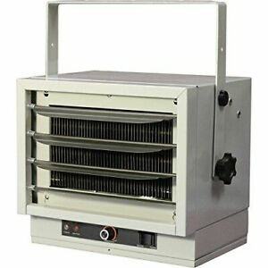 NEW-Comfort-Zone-Industrial-Ceiling-Mount-Heater-7500-Watts-240V-Garage-Electric