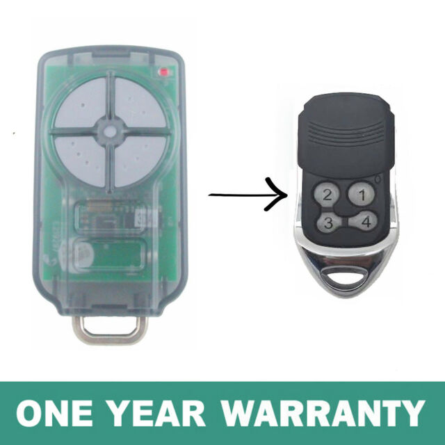 Replacement Garage Door Remote Control ATA PTX-5 PTX5v2 TrioCode 128