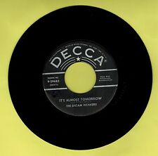 The Dream Weavers - It's Almost Tomorrow - 1955 - Top Ten Hit