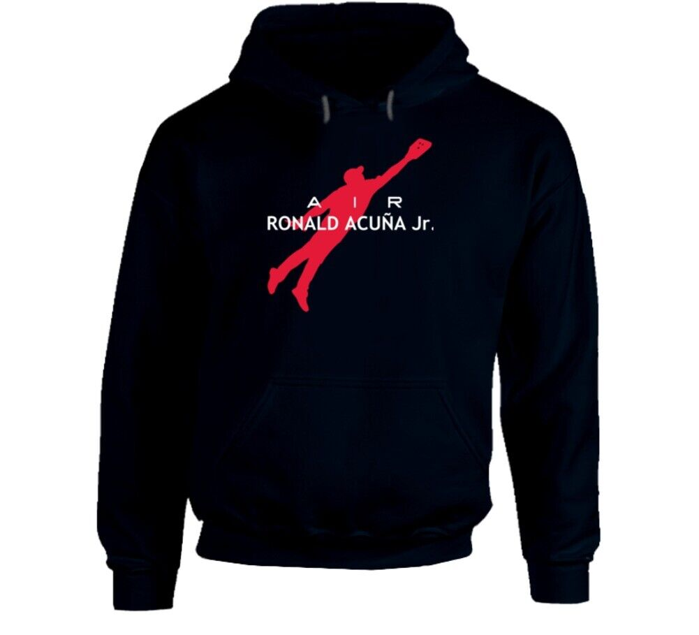 Mlb 2021 Ronald Acuna Jr. Atlanta Braves Fans Hoodie