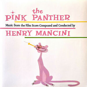 Henry-Mancini-LP-The-Pink-Panther-Music-From-The-Film-Score-180g-Gatefold